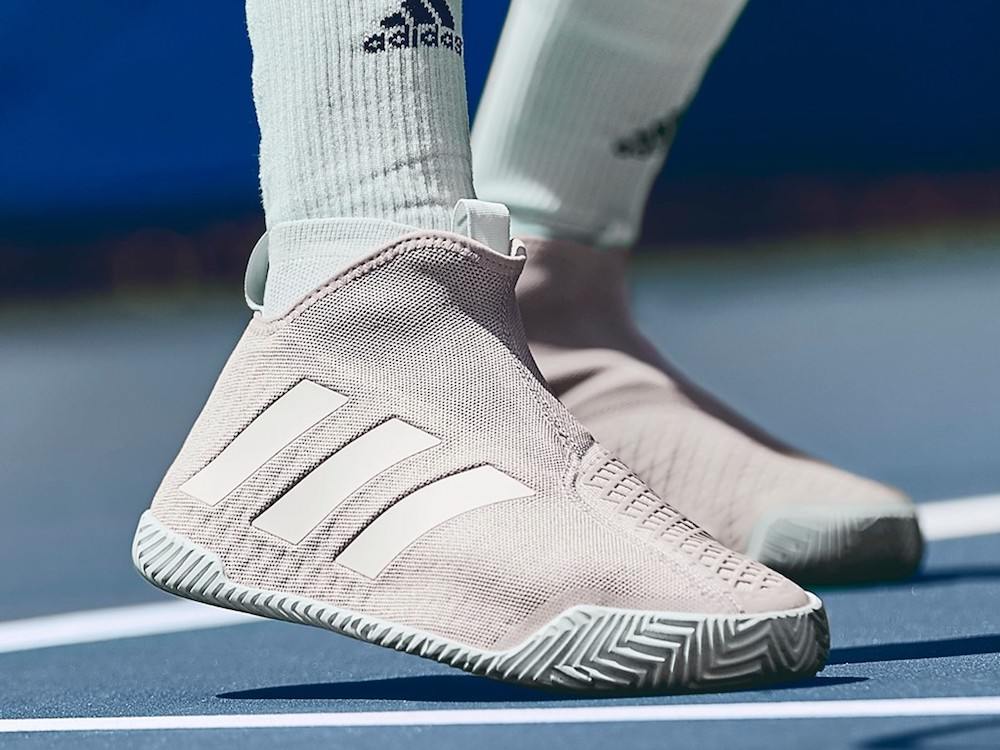 Adidas released a new line of footwear at the beginning of January featuring a mix of performance features and street style.
