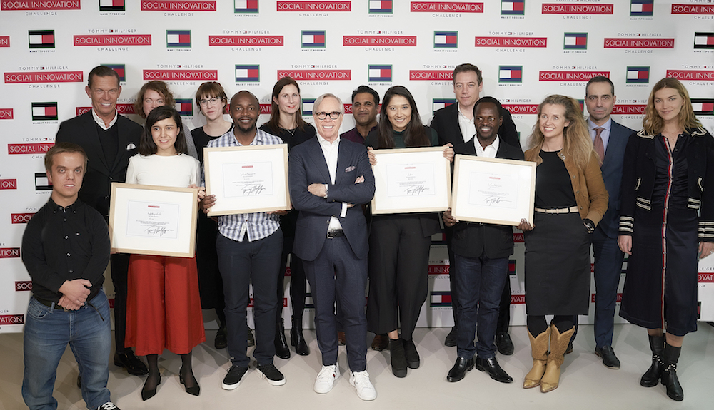 Finalists announced for the Tommy Hilfiger Fashion Frontier Challenge, a program that supports social entrepreneurs in fashion.