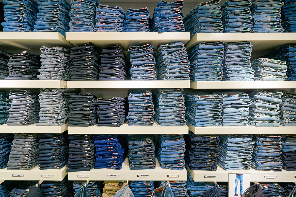 China's decline as a source of denim apparel manufacturing expanded in November, as companies looked elsewhere to lower costs and risks.