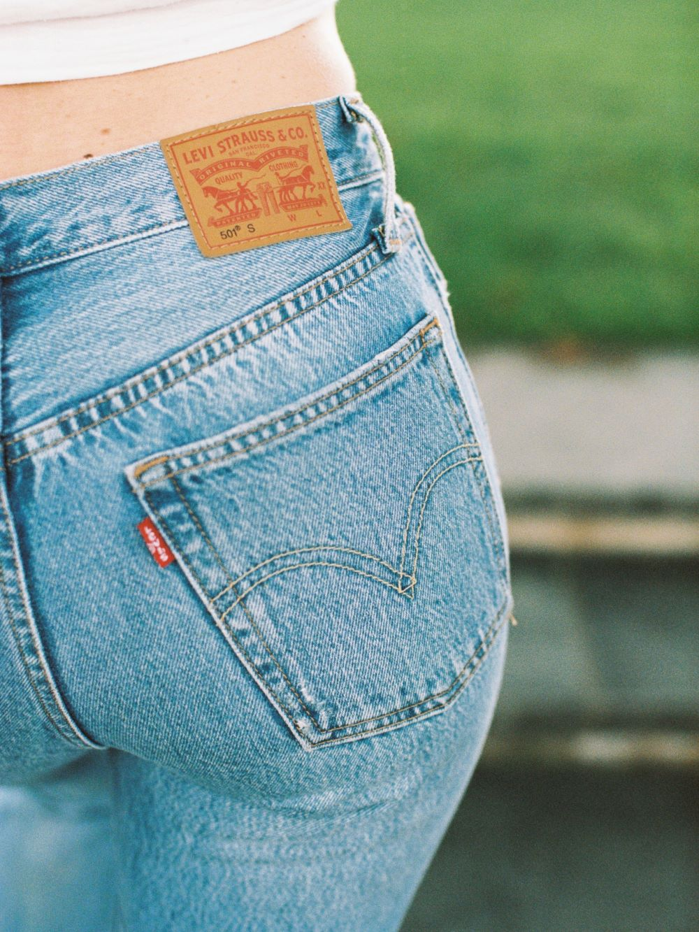 """Making its return as a public company in 2019, Levi's focused """"on what we could control in a challenging environment,"""" CEO Chip Bergh said."""