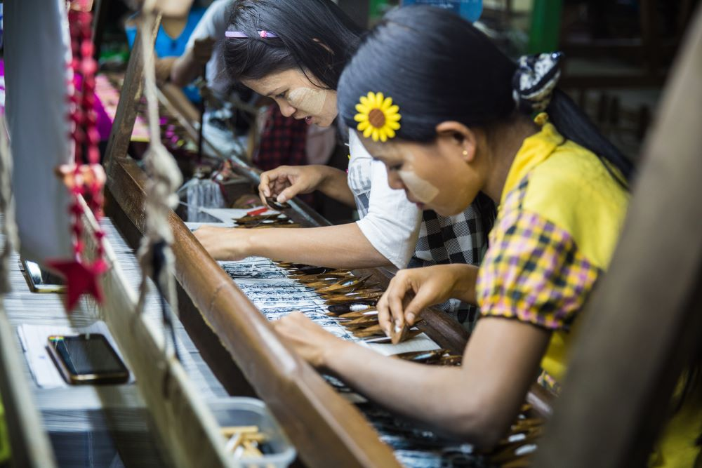 Myanmar's garment manufacturers must invest in sustainability if it doesn't want to cede orders to Asian competitors, GlobalData said.