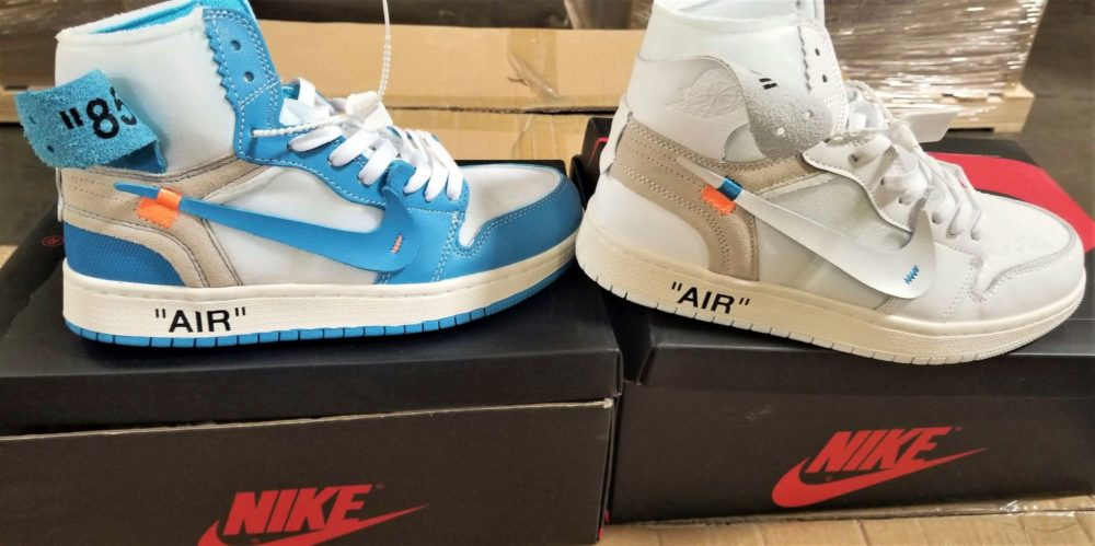 A Homeland Security complaint reveals the process behind a Nike and Louis Vuitton counterfeit sneaker bust worth upwards of $472 million.
