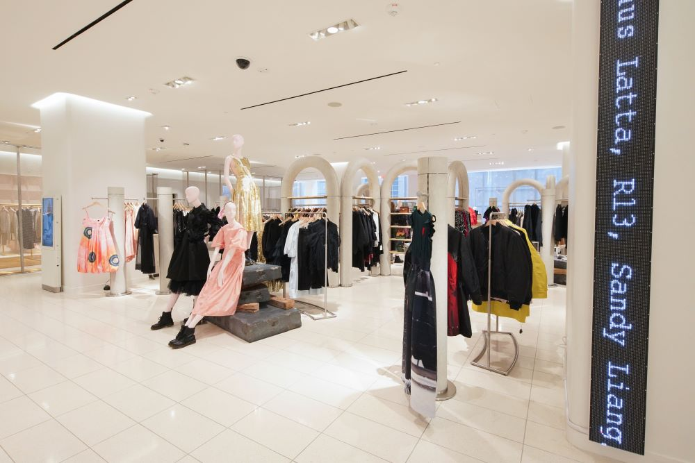 On Jan. 31, Nordstrom will launch the curated resale shop See You Tomorrow, powered by Yerdle, in the Manhattan flagship and online.