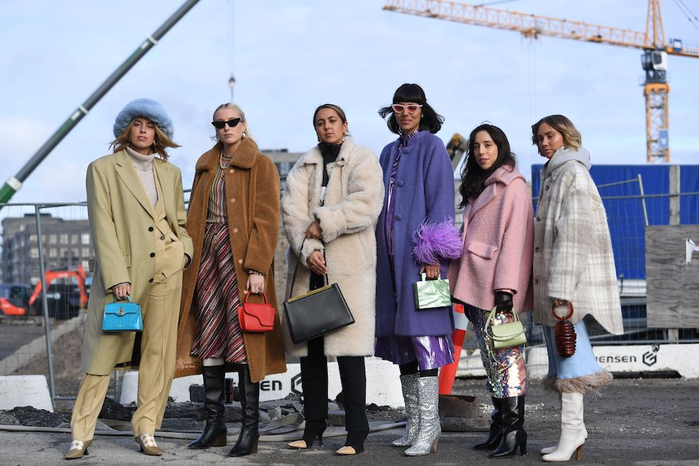 Millennial women are streamlining their lives by choosing to dress in style tribes, according to WGSN, from Regal Ladies to Scandy Candy.