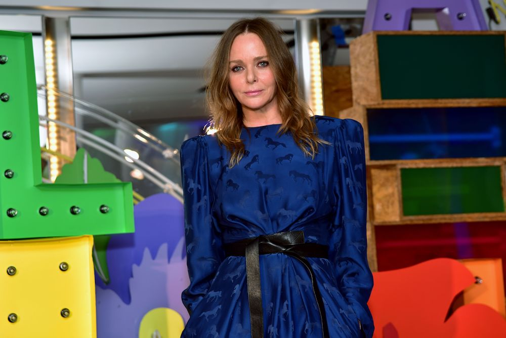Stella McCartney teams with Candiani Denim for biodegradable stretch denim.