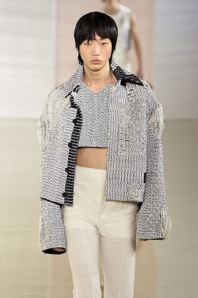 Men's wear takes a softer approach to fall fashion.