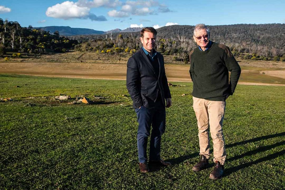 Australian apparel firm M.J. Bale is working with wool supplier Kingston to support regenerative agriculture in a single-origin collection.