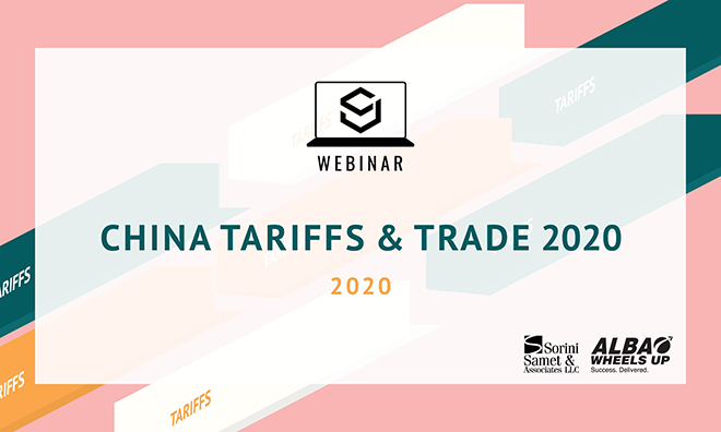 China Trade webinar
