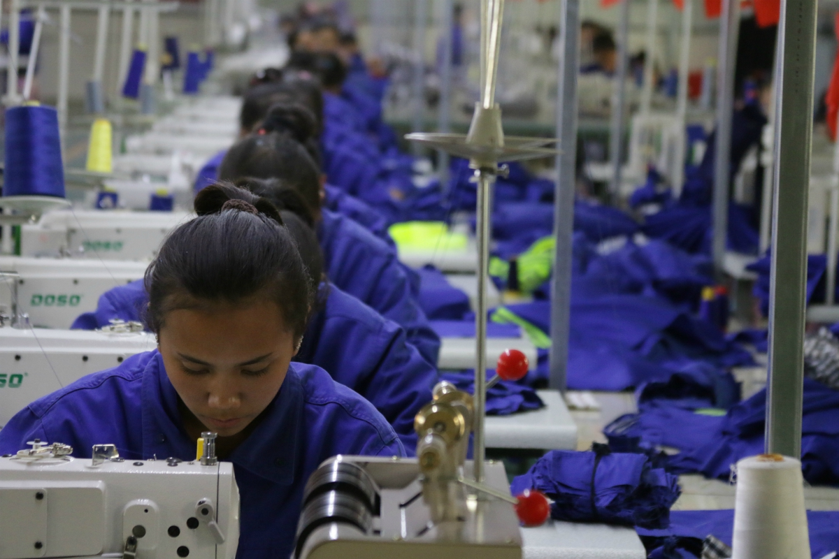 Chinese factories reopen their doors on Monday after the long holiday break, which could indicate coronavirus impact on supply chains.