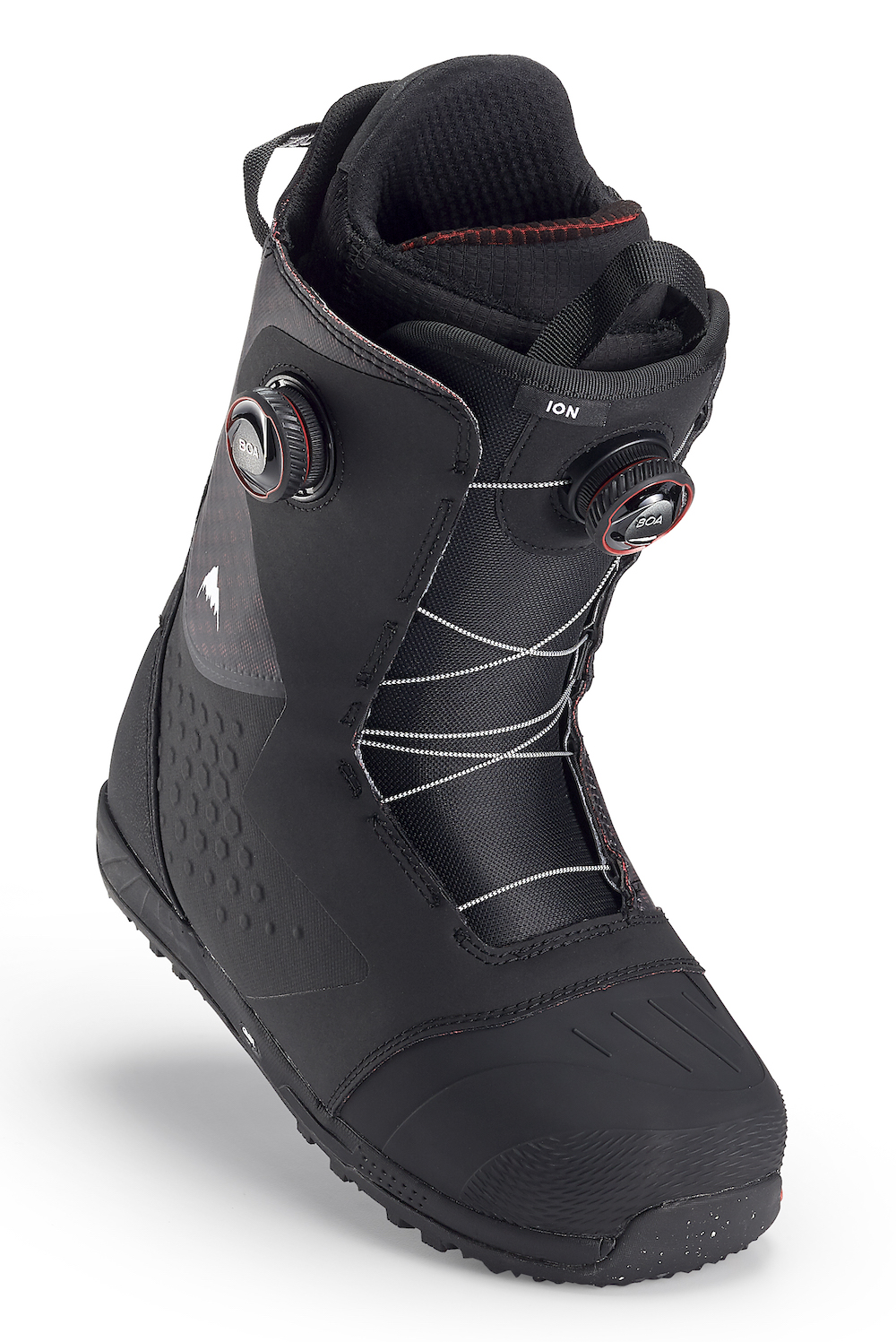 Boa has unveiled a new snowboard-specific closure system that relies on textile lacing for its most durable design yet.