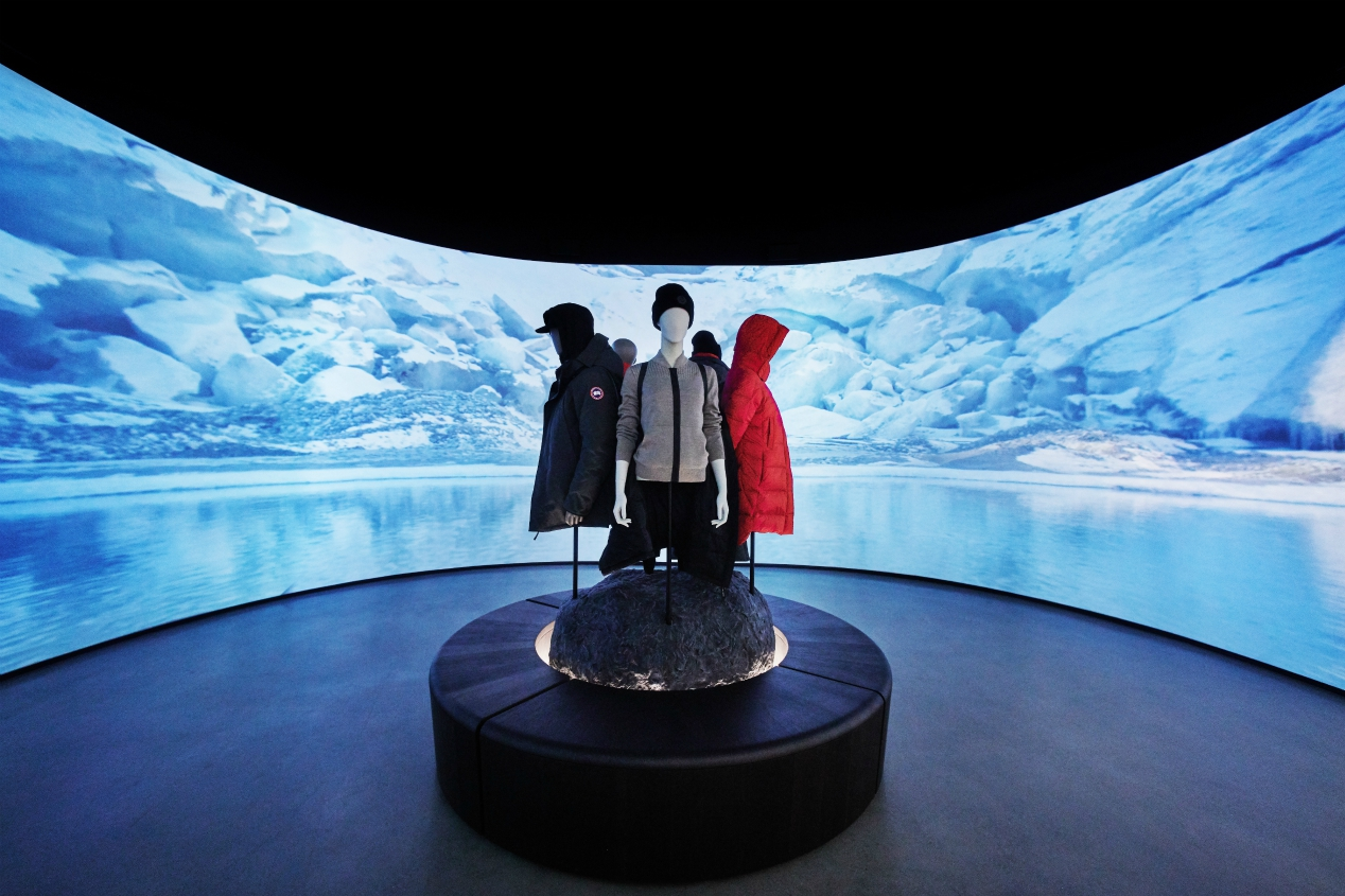 Canada Goose updates financial guidance to reflect revenue declines–although no impact on supply chain–in China from the coronavirus crisis.