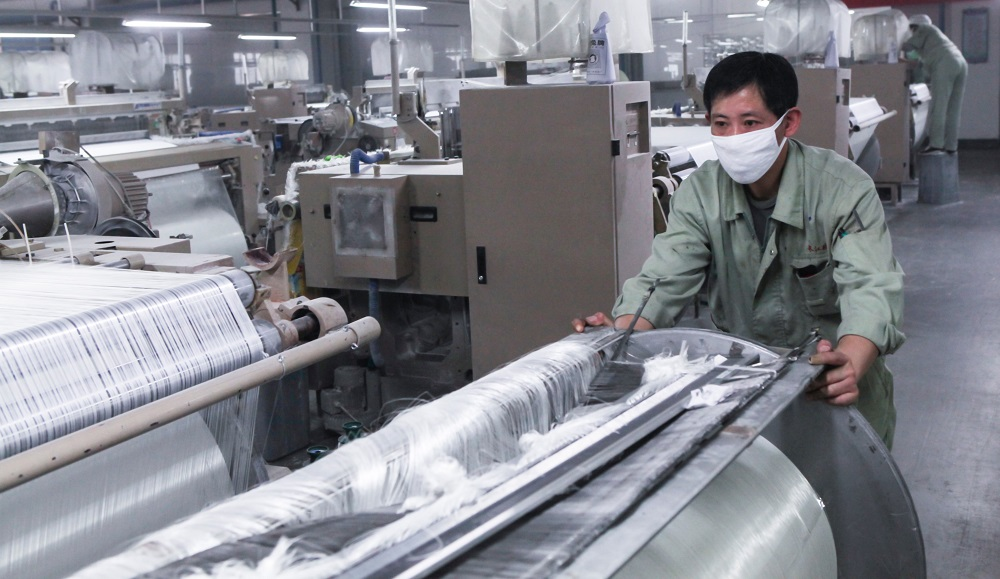 With the U.S.-China trade war already negatively affecting the Chinese textile industry, the coronavirus has now created more uncertainty.
