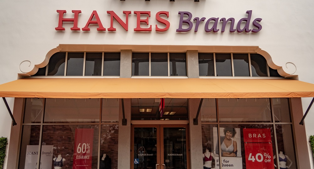CEO Gerald Evans said Hanesbrands executed a strategy to with five specific goals and has now delivered on them based on 2019 results.