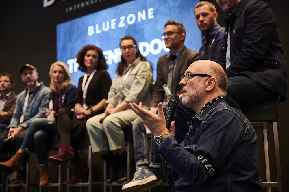 The Rivet 50 agree: the supply chain, denim designers and consumers are focusing on function over trends, they said at Bluezone in Munich.