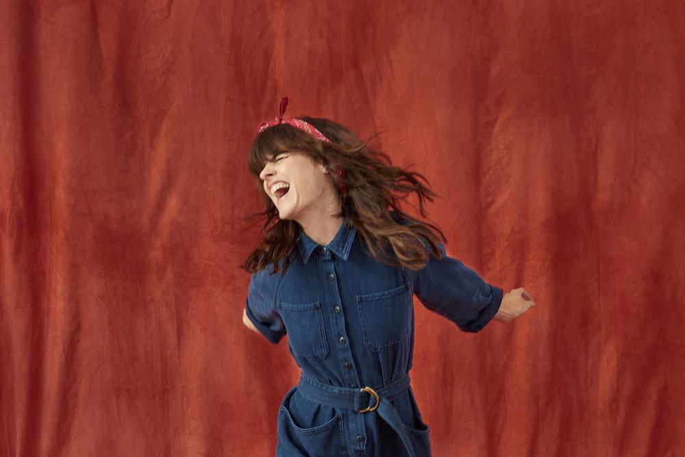 "Cotton Inc debuts its new ""Rosie Reborn"" campaign."