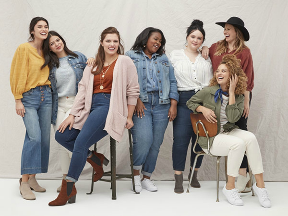 Penny's reimagined denim line A.N.A. gives fashion customers a more inclusive size range and a better focused casual apparel brand.