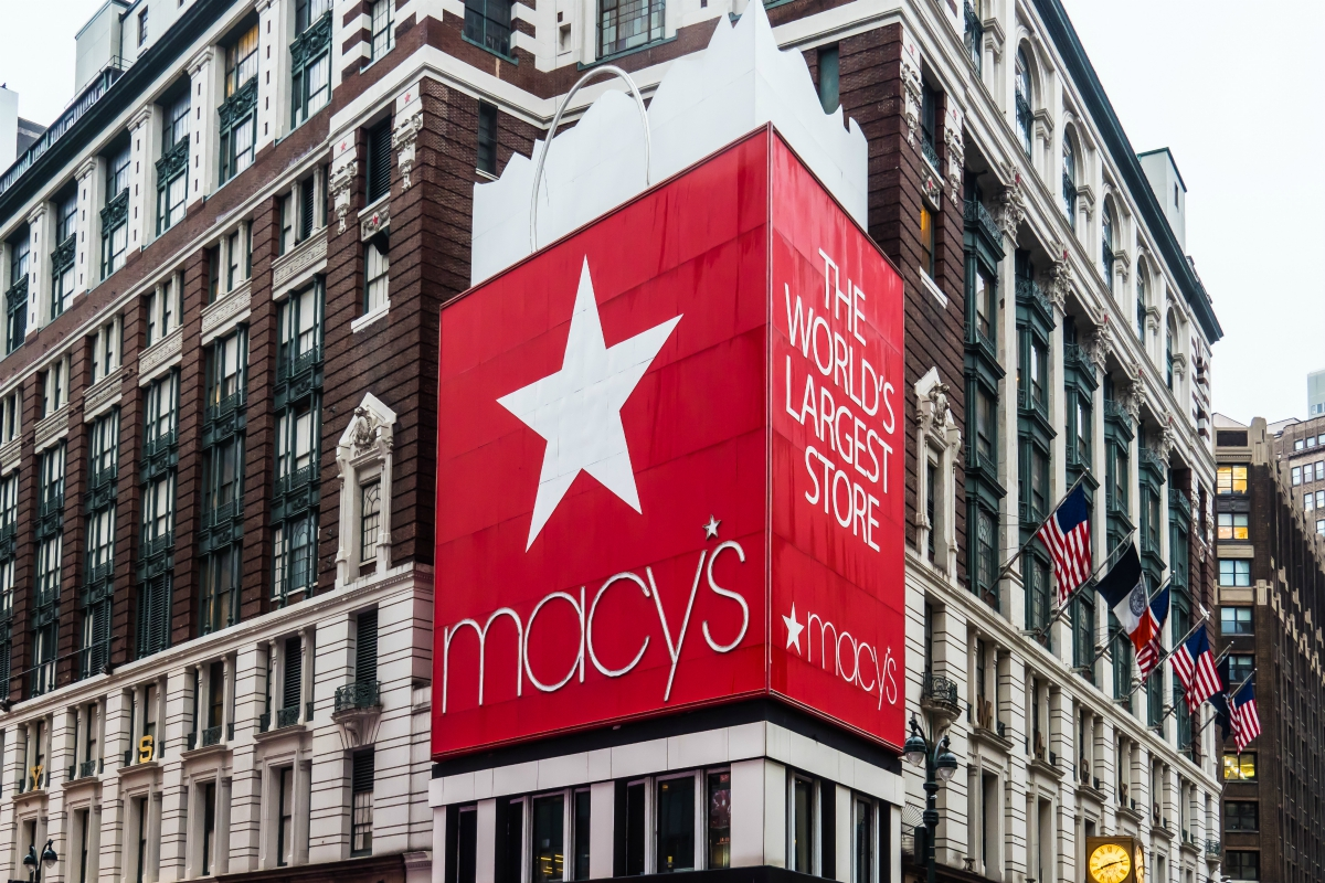 Macy's posted better-than-expected Q4 results, but 2020 guidance doesn't include possible impact from coronavirus, a headwind risk.