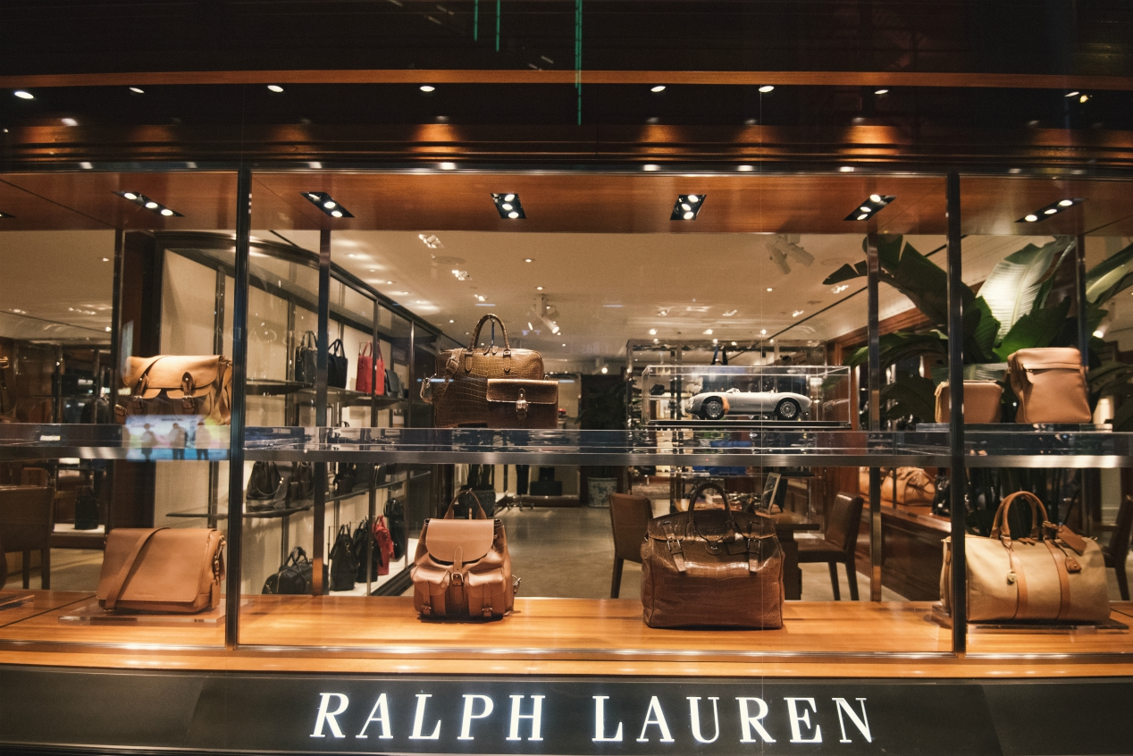 Ralph Lauren topped Wall Street's Q3 estimates, but it's monitoring the health crisis in China as coronavirus remains a supply risk for Q4.