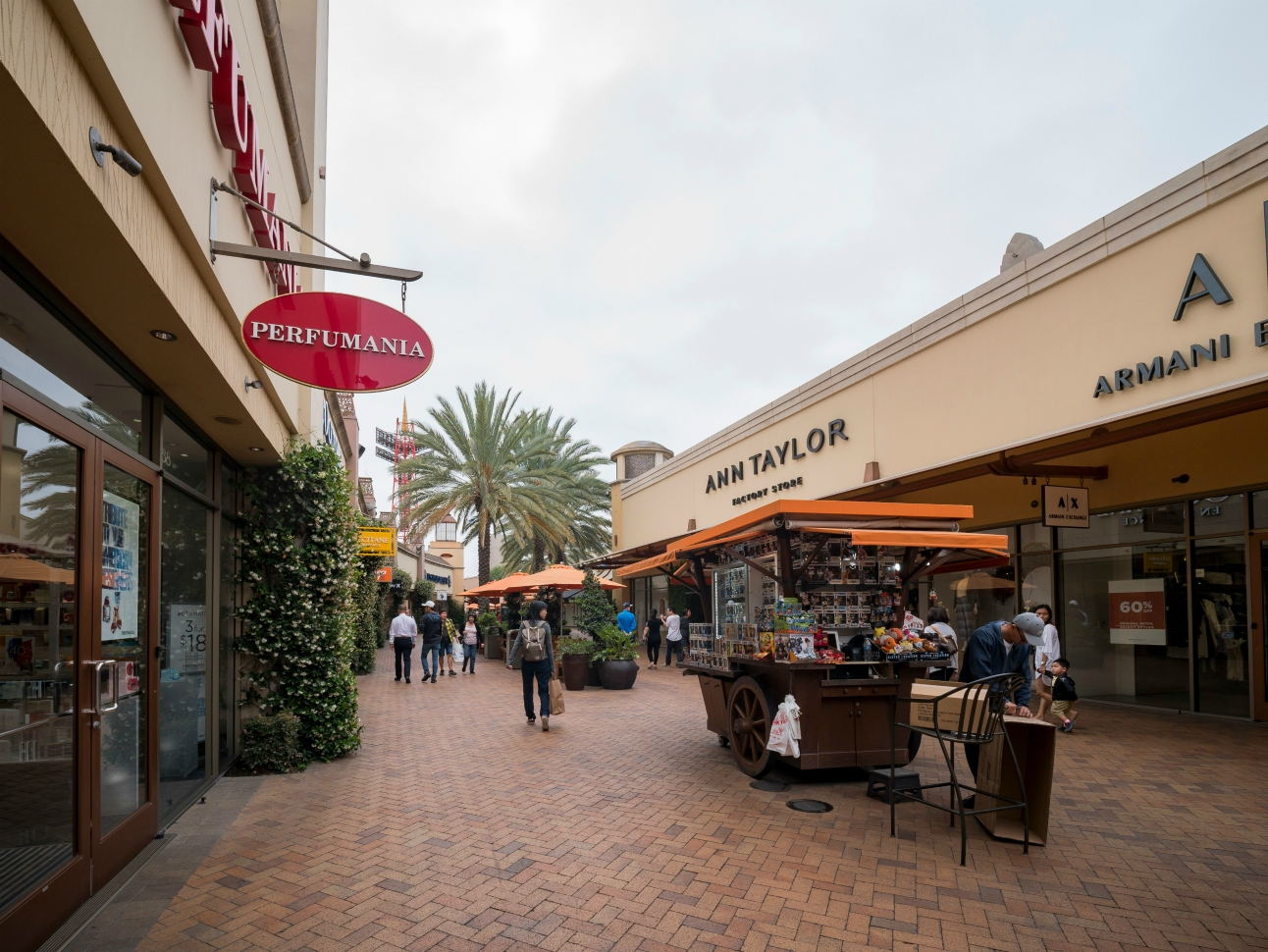 Separate from the lack of tourists, outlet stores are also missing sales from bulk buyers–the group of buyers once referred to as diverters.