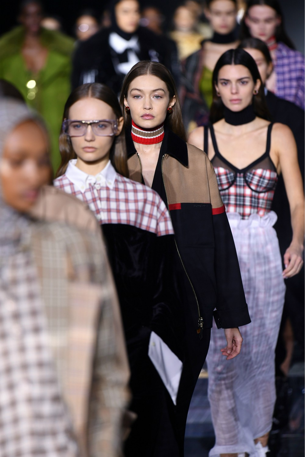British luxury label Burberry hosted a carbon-neutral Fall/Winter 2020 runway show and is working with PUR Projet to regenerate ecosystems.