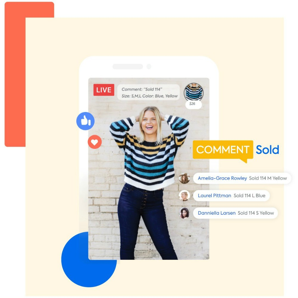 Social shopping platform CommentSold's Lightspeed integration helps small fashion shops sell on social sites like Instagram and Facebook.
