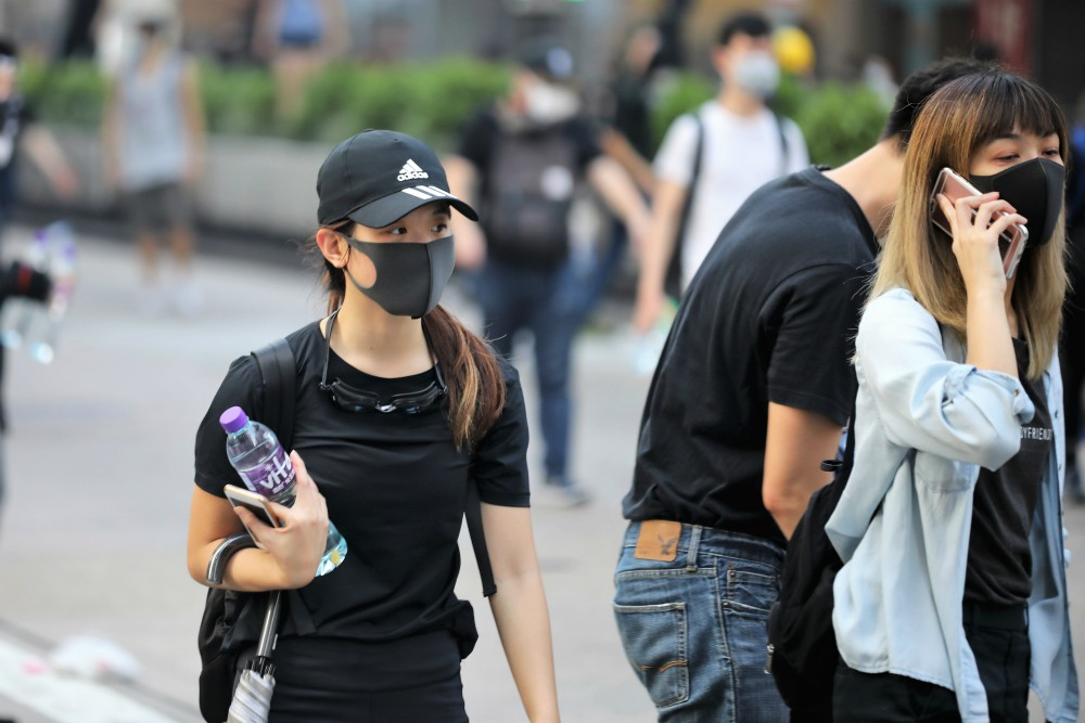 Athletic apparel and footwear brands Adidas and Puma reported sales declines across China stemming from the deadly coronavirus outbreak.