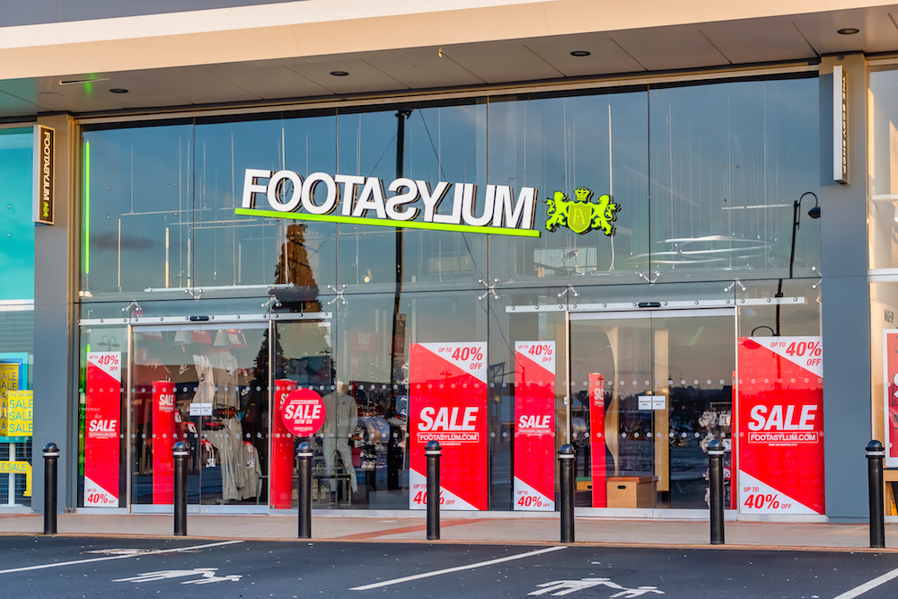 JD Sports may be forced to sell newly acquired Footasylum as the U.K's Competition and Markets Authority called the deal into question.