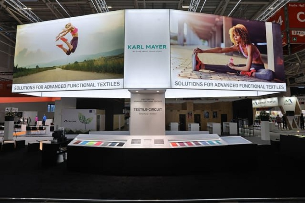 Two of the biggest textile machine manufacturers, Stoll and Karl Mayer, both headquartered in Germany, are becoming one.