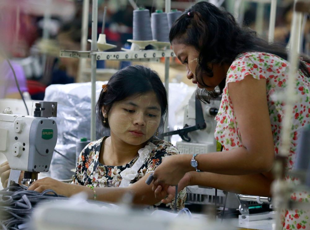 Garment manufacturers in Myanmar have completed a factory survey that they say will help decide on a new national minimum wage for workers.