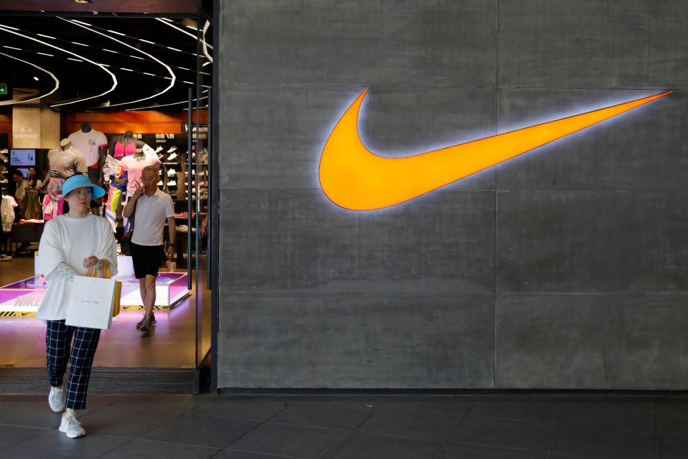 Nike issued a warning on Tuesday explaining that it would be shuttering half of all of its China stores in cooperation with authorities amid the coronavirus outbreak
