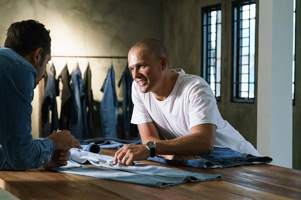 Outland Denim has been named to the Thomson Reuters Foundation's shortlist for the 2020 Stop Slavery award based on its best-in-class labor standards