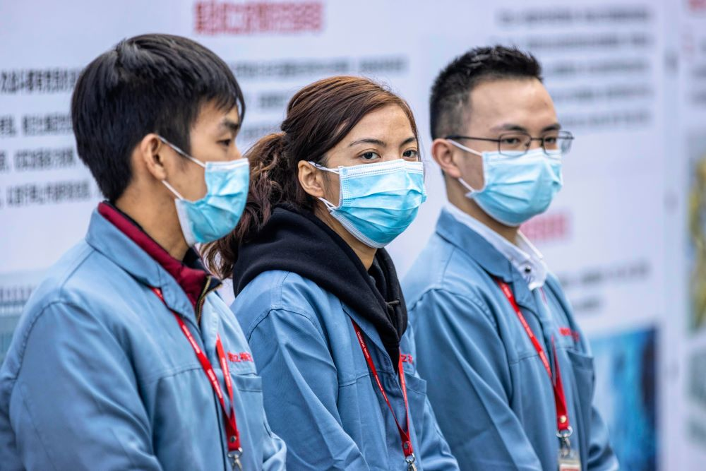 An Intertek Hong Kong facility is closed for two weeks, sparking questions of how China quality control companies are handling the outbreak.