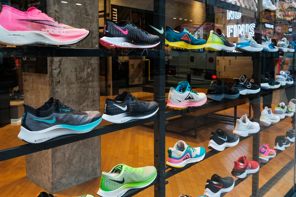 China's dominance as the country where footwear sold in the U.S. is made took a big step down in 2019, while competitors gained ground.
