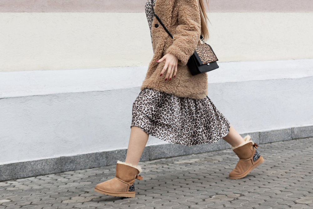 NPD Group, All Black, Camtrade and Ugg say shearling and fur-lined footwear is on the rise as fashion footwear gets a winter-ready upgrade.