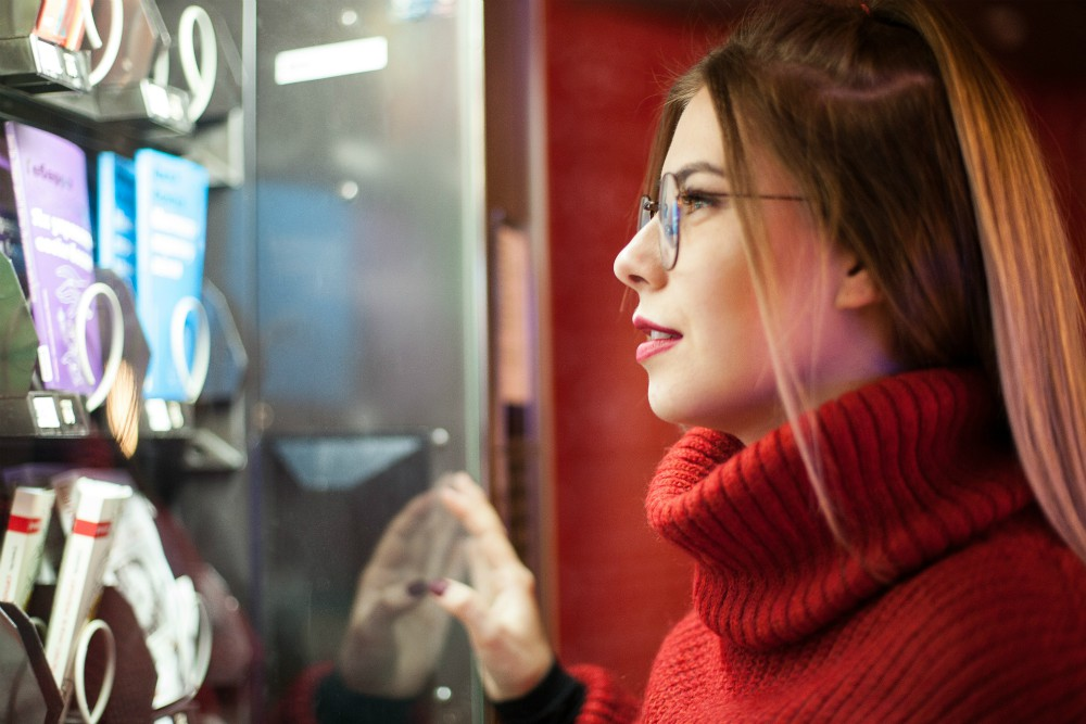 Gen Z and millennial shoppers love the idea of buying beauty, apparel products from unmanned retail channels like vending machines.