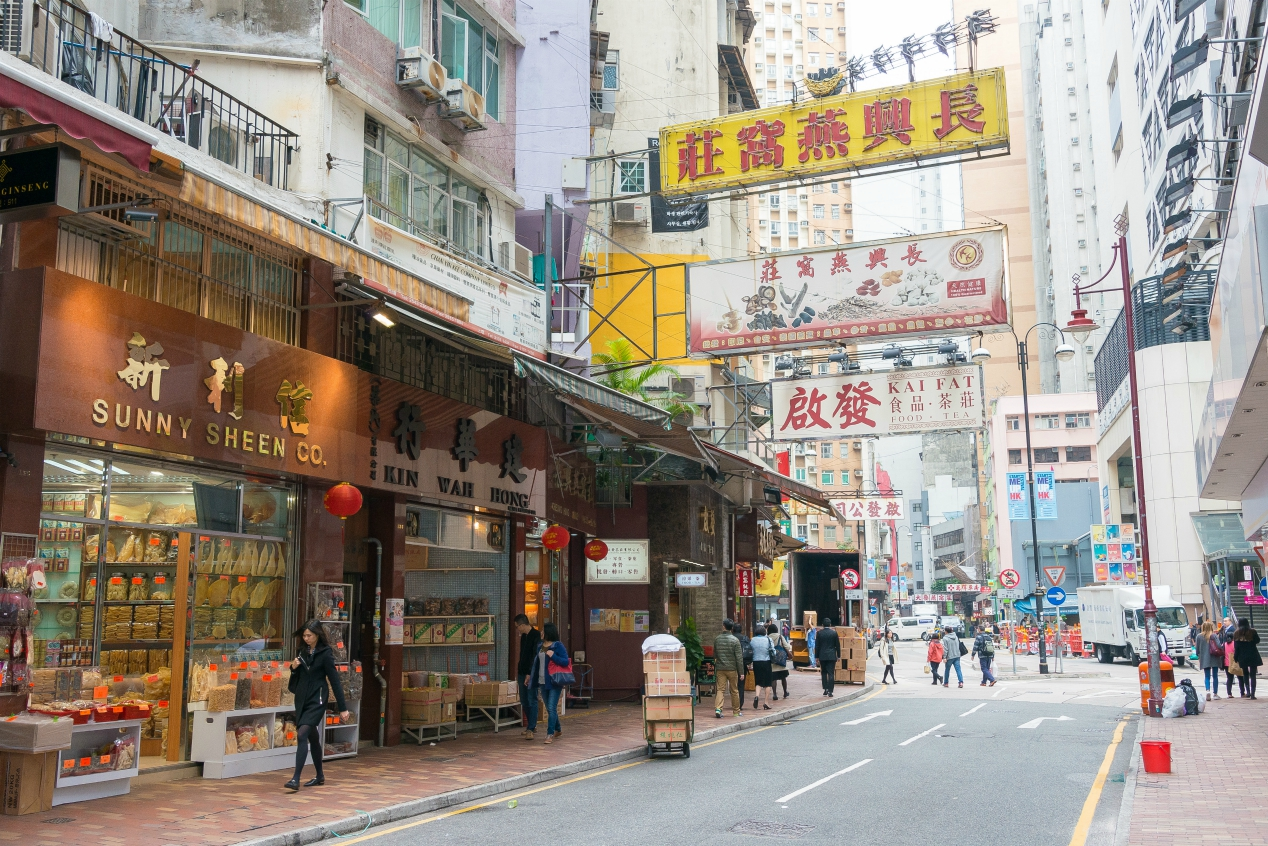 A lower rate of tourists due to coronavirus travel restrictions hurt Hong Kong's January retail sales, which dropped 21.4 percent.