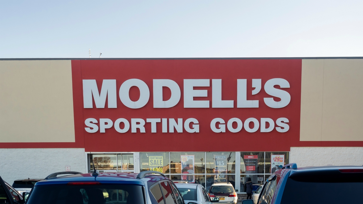 Modell's Sporting Goods failed to find an investor and has filed for bankruptcy court protection, with plans to liquidate all 153 doors.