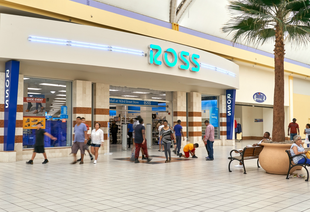 Ross Stores is aiming for 3,000 total locations over time and will open 100 new stores this year as it looks to reach that goal.