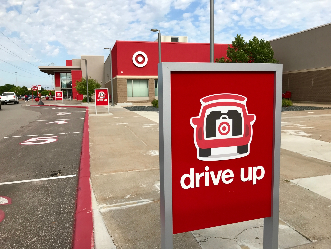 Despite February comp sales rising 3.8 percent, Target will remodel fewer stores and open fewer small formats this year amid the outbreak.