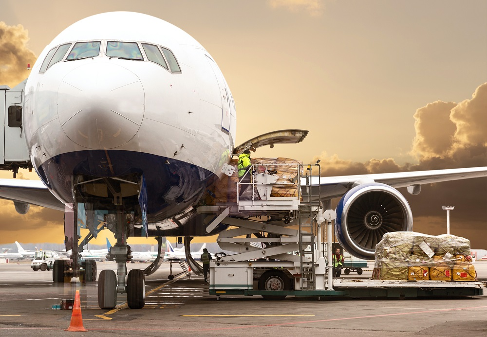 The true impact of COVID-19 hadn't yet been felt, but global air freight market demand still dipped 3.3 percent in January, IATA said.