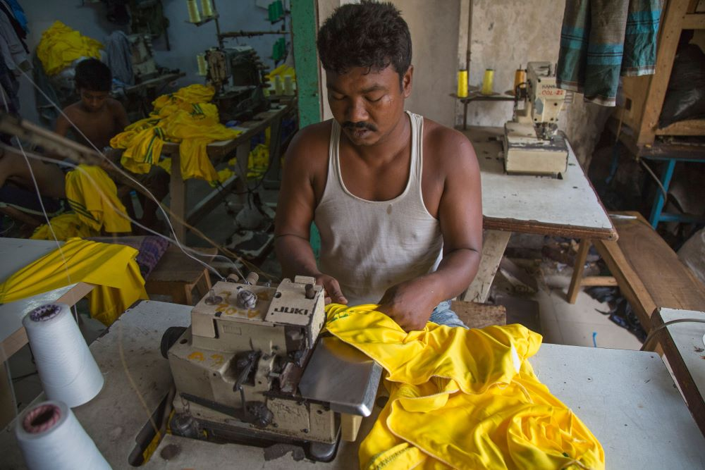 Bangladesh apparel and garment factories are suffering terribly as brands and retailers cancel production orders, citing the coronavirus.