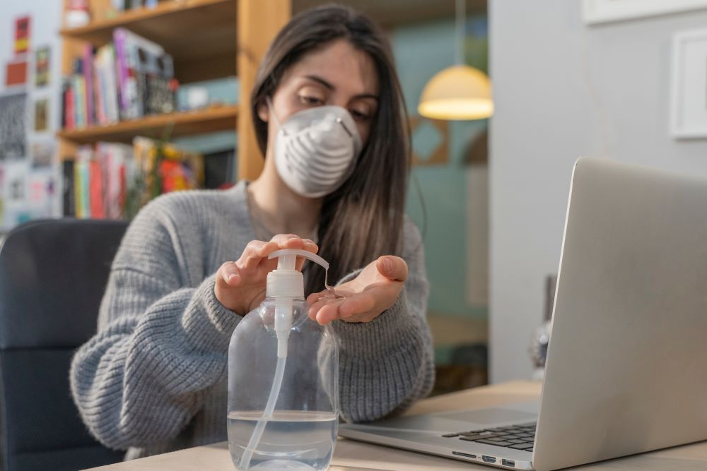 A new consumer survey by Cotton Inc. shows American prefer comfortable clothing like cotton styles while coping with the COVID-19 outbreak.