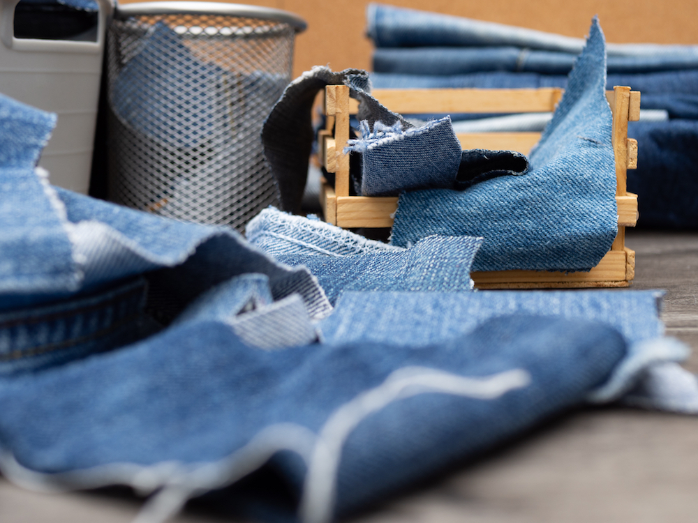 Levi's Paul Dillinger explains how eco-friendly cotton alternatives and industry-wide collaboration could make big denim sustainable.