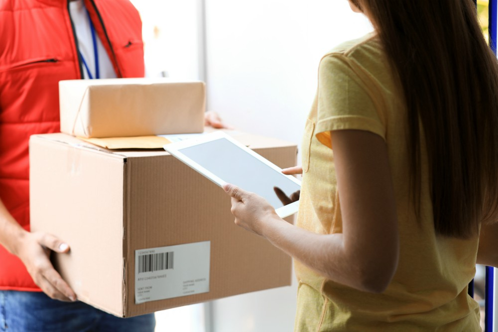 Nearly half of shoppers are concerned about receiving products from China and other affected areas by mail, FirstInsight reported.