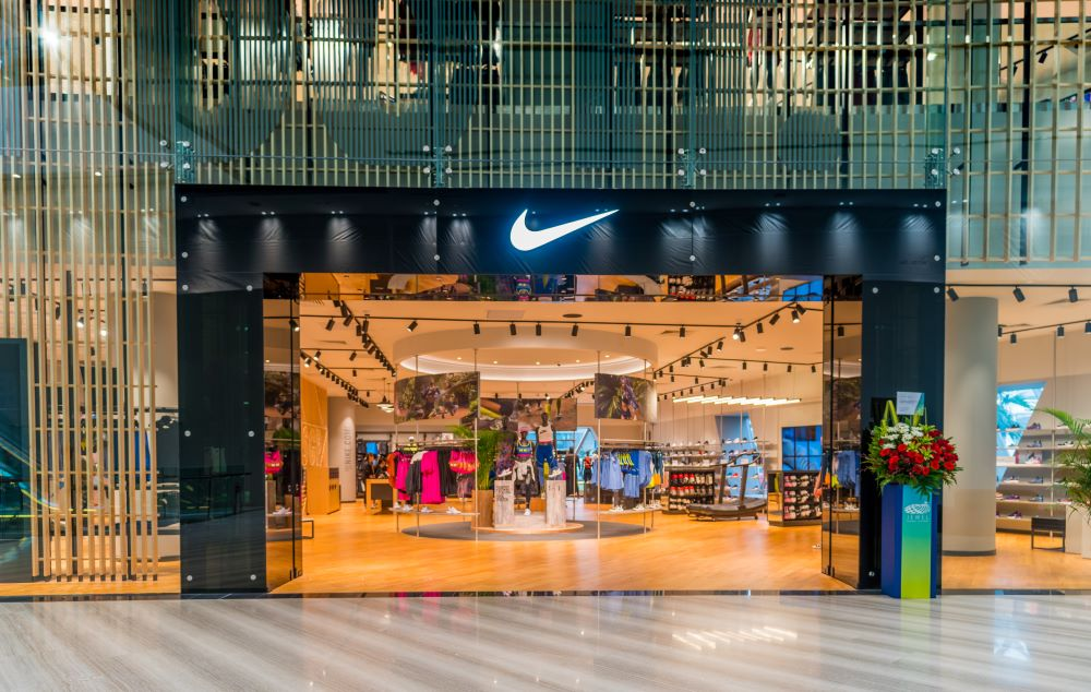 Nike's third-quarter earnings and revenue beat expectations, despite the coronavirus outbreak that took China stores offline for weeks.