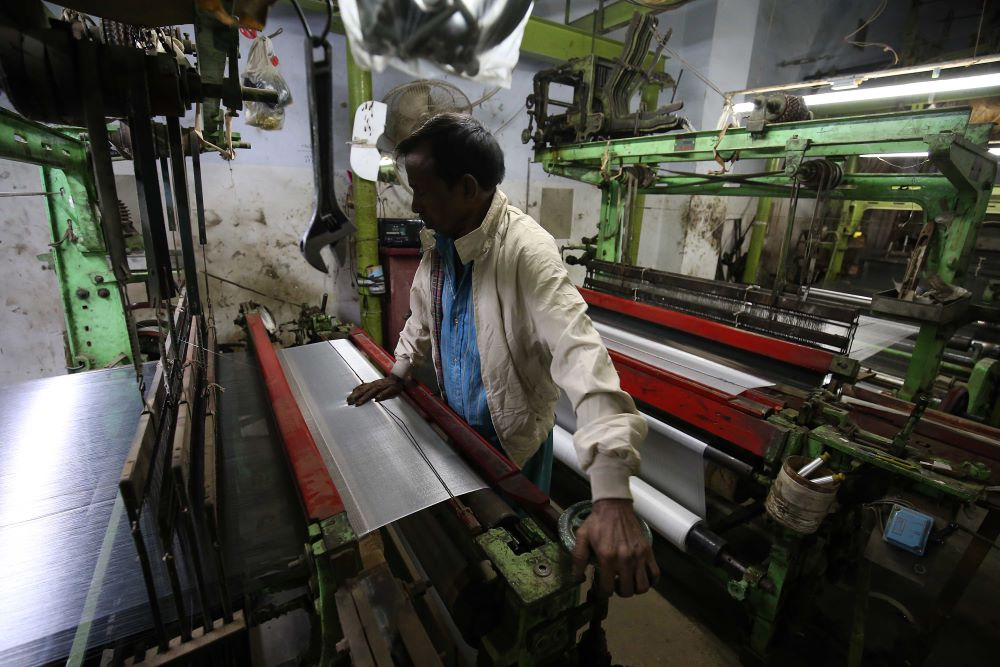 As Pakistan battles the coronavirus pandemic, apparel and textile factories are closed and garment worker layoffs are imminent.