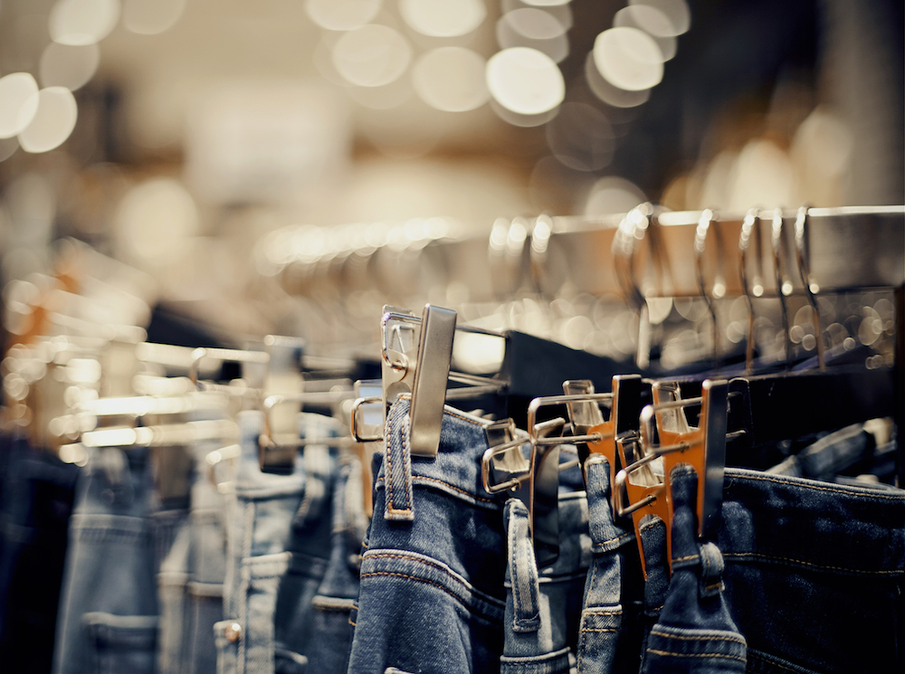 Retail data analytics firm Edited shows that the average advertised full price for jeans has climbed considerably since 2018.