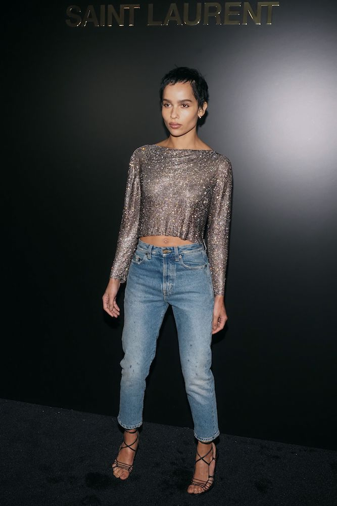 Celebrity Denim Looks