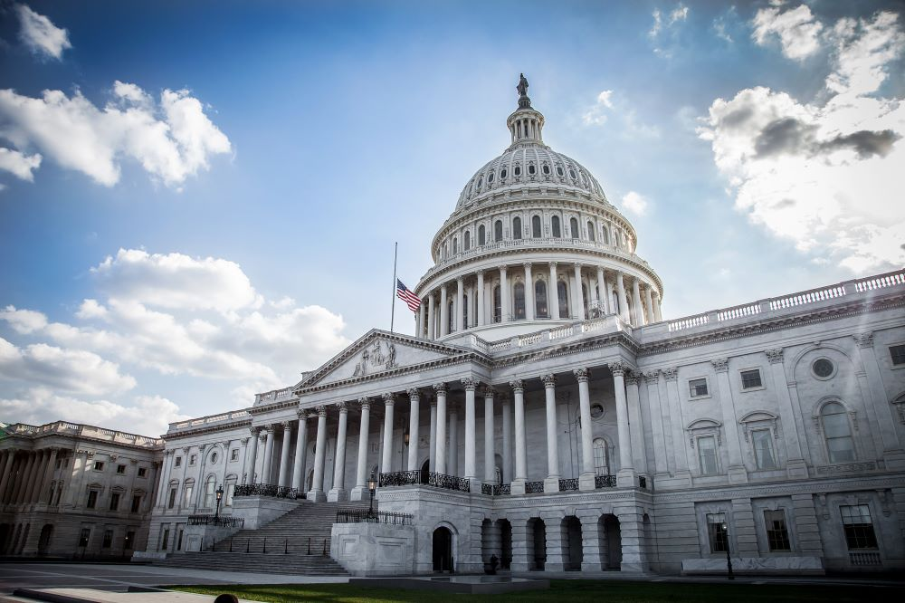 Congress reached an agreement with the White House on a $2 billion stimulus bill, the largest ever agreed upon.