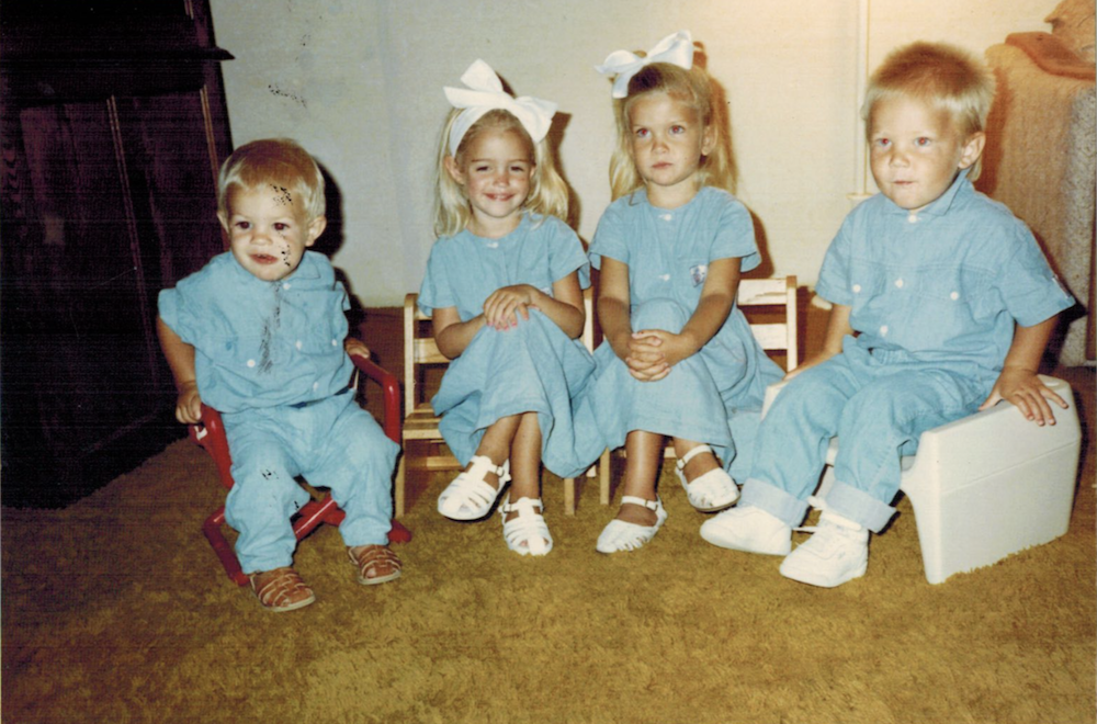 This throwback Thursday photo of Boyish Jeans' founder Jordan Nodarse shows matching denim suiting will always be in style.